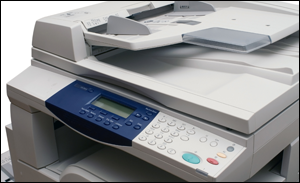 Multi-Function Printer - Image Scanning