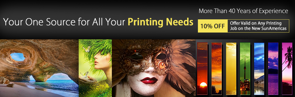 Your One Source for All Your Printing Needs